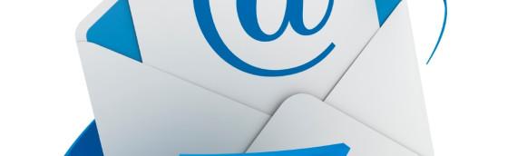 E-mail próprio – construindo a identidade na internet